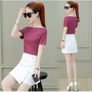 Q070314 - Set áo và chân váy kiểu Hàn Quốc - giá 740k - Q070314 thumbnail
