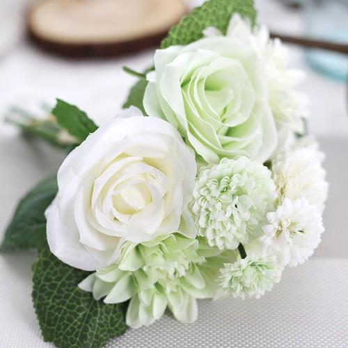 Hoa hồng giả trang trí HC28