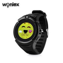 Đồng hồ định vị trẻ em GPS WONLEX GW600 Đen