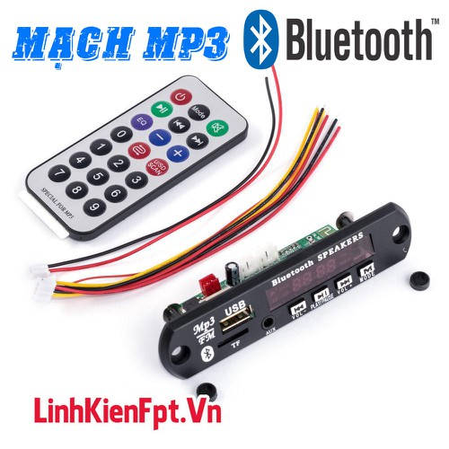 Linh kiện điện tử Mạch  Bluetooth , Mạch Giải Mã Âm Thanh MP3 Bluetooth 4.0 - 11114196 , 16199183 , 15_16199183 , 135000 , Linh-kien-dien-tu-Mach-Bluetooth-Mach-Giai-Ma-Am-Thanh-MP3-Bluetooth-4.0-15_16199183 , sendo.vn , Linh kiện điện tử Mạch  Bluetooth , Mạch Giải Mã Âm Thanh MP3 Bluetooth 4.0