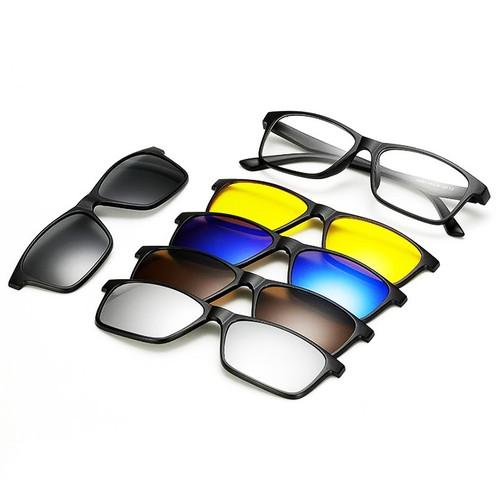 Kính râm Đa tròng 5 màu, 5 kính phủ lớp hấp thụ tia UV - 10818235 , 11292907 , 15_11292907 , 229000 , Kinh-ram-Da-trong-5-mau-5-kinh-phu-lop-hap-thu-tia-UV-15_11292907 , sendo.vn , Kính râm Đa tròng 5 màu, 5 kính phủ lớp hấp thụ tia UV