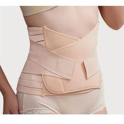 Đai nịt bụng định hình eo thon Miss Belt + 01 đôi dép Nhung.