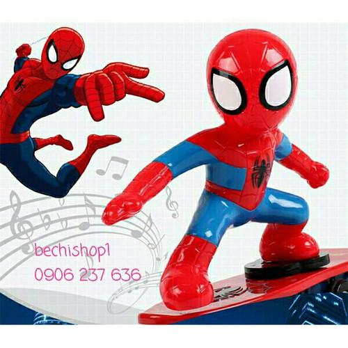 Đồ chơi người nhện lướt ván - 5790660 , 12266071 , 15_12266071 , 109000 , Do-choi-nguoi-nhen-luot-van-15_12266071 , sendo.vn , Đồ chơi người nhện lướt ván