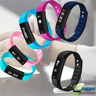 Vòng đeo tay thông minh theo dõi sức khỏe VeryFit Model ID115 - VeryFit Model ID115 thumbnail