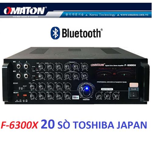 [AMPLY CAO CẤP] Amply Bluetooth 20 SÒ OMATON F 6300X - 4413099 , 11309536 , 15_11309536 , 6290000 , AMPLY-CAO-CAP-Amply-Bluetooth-20-SO-OMATON-F-6300X-15_11309536 , sendo.vn , [AMPLY CAO CẤP] Amply Bluetooth 20 SÒ OMATON F 6300X