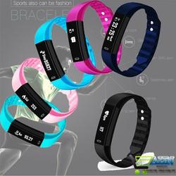 Đồng hồ kiêm Vòng đeo tay thông minh theo dõi sức khỏe ID115