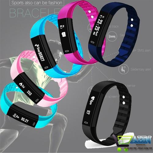 Đồng hồ kiêm Vòng đeo tay thông minh theo dõi sức khỏe ID115 - 10819975 , 11300968 , 15_11300968 , 420000 , Dong-ho-kiem-Vong-deo-tay-thong-minh-theo-doi-suc-khoe-ID115-15_11300968 , sendo.vn , Đồng hồ kiêm Vòng đeo tay thông minh theo dõi sức khỏe ID115