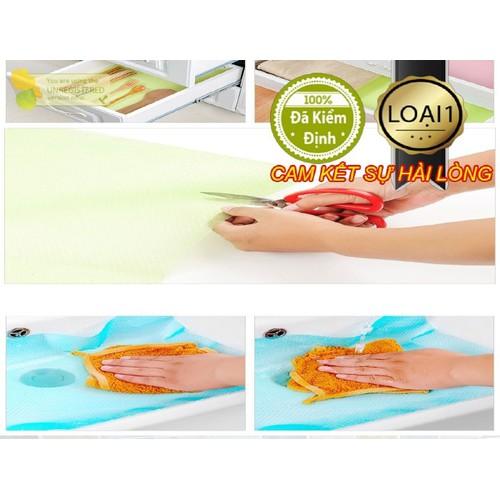 combo 4 Miếng lót làm sạch tủ lạnh Homegreen mẫu mới