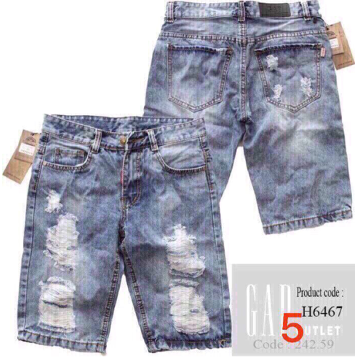 Quần Shorts Jeans nam thời trang - 5121599 , 11298192 , 15_11298192 , 125000 , Quan-Shorts-Jeans-nam-thoi-trang-15_11298192 , sendo.vn , Quần Shorts Jeans nam thời trang