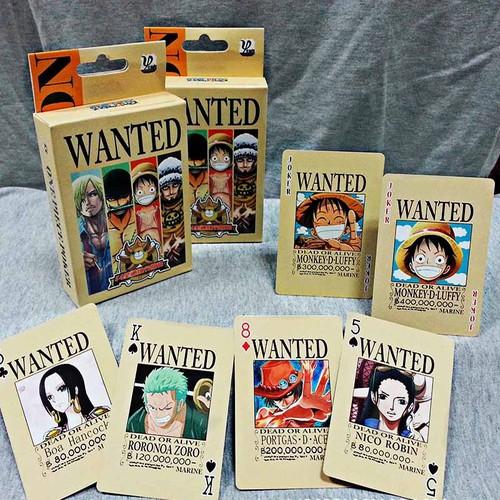 Thẻ bài Wanted.trò chơi thẻ bài