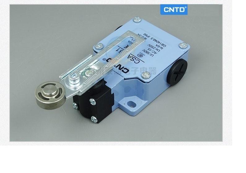 Công tắc hành trình CNTD CSA 031 vỏ kẽm loại tốt 5