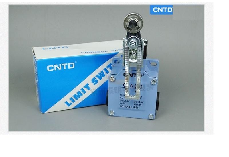 Công tắc hành trình CNTD CSA 031 vỏ kẽm loại tốt 6