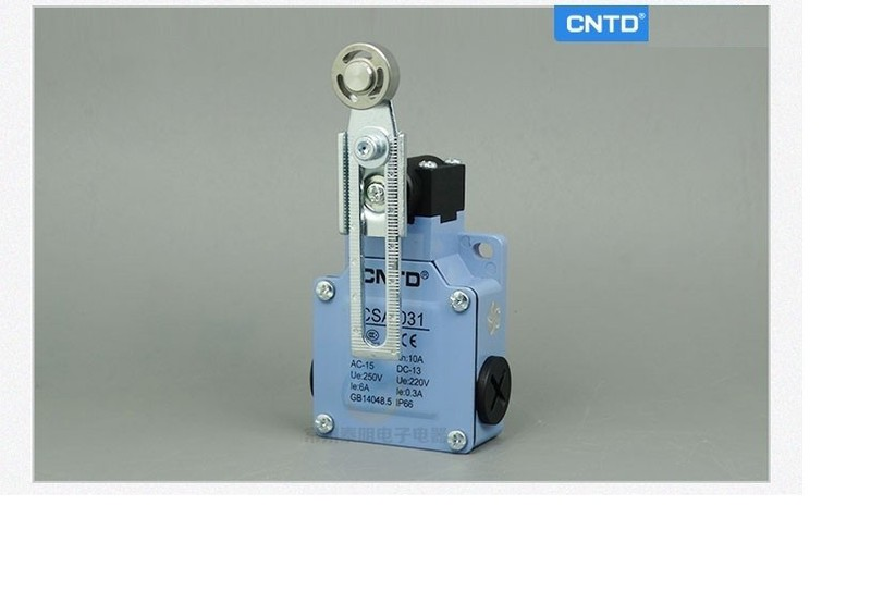 Công tắc hành trình CNTD CSA 031 vỏ kẽm loại tốt 4