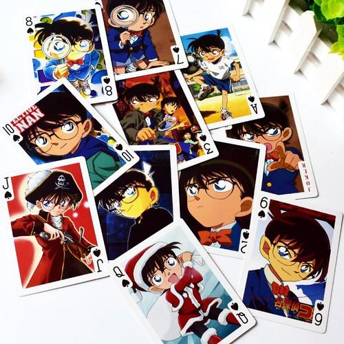 Thẻ bài Conan.trò chơi thẻ bài Conan trinh thám