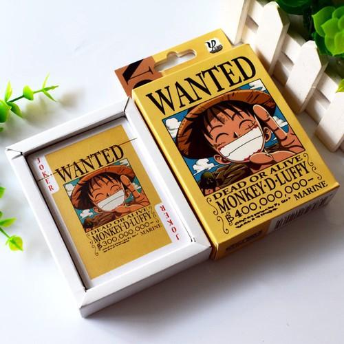 Thẻ bài Wanted