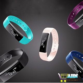 Đồng hồ Vòng đeo tay thông minh VeryFit Model ID115 - VeryFit Model ID115s thumbnail