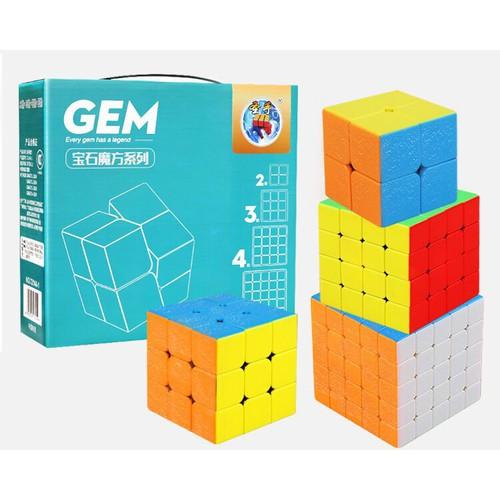 Rubik Combo 2x2x2 Đến 5x5x5 Sheng Shou Rất tốt