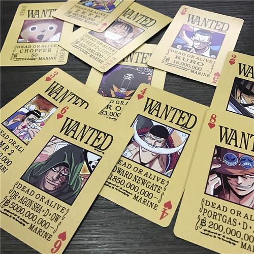 Wanted.trò chơi thẻ bài Wanted