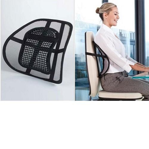 Tấm Lưới Tựa Lưng  Văn Phòng | Tấm lưới tựa lưng ghế chữa đau lưng Hàng UY TÍN CHẤT LƯỢNG CUNG CẤP BỞI KK_SHOP