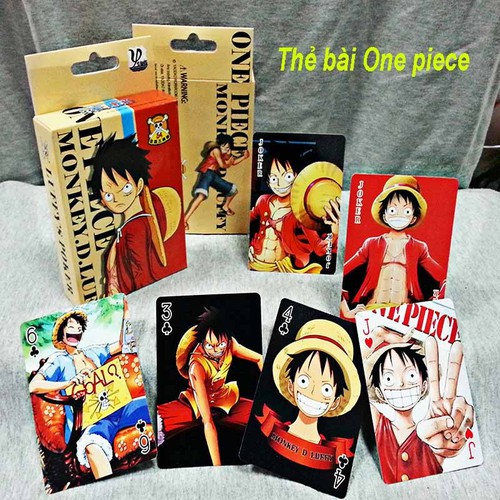 Thẻ bài One Piece