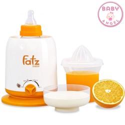 Máy hâm nóng sữa và thức ăn 4 chức năng Fatz Baby FB3002SL - FB3002SL