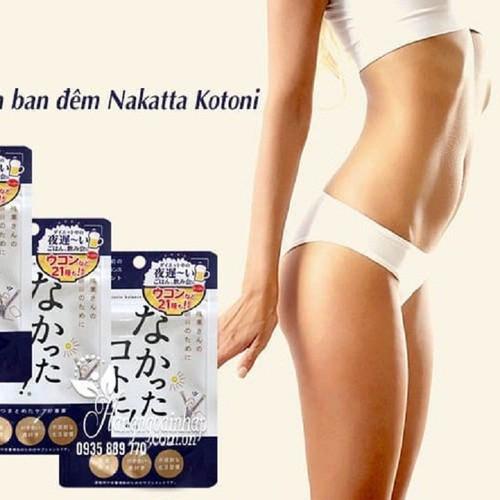 Enzyme giảm cân ban đêm chính hãng Nhật Bản