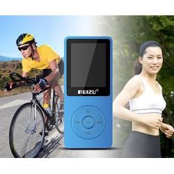 Máy Nghe Nhạc Mp3 Ruizu X02 8GB - Tặng thẻ nhớ MicroSD  8GB Class 10