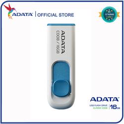 USB Adata C008 16GB 2.0 Trắng xanh