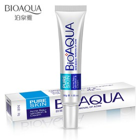 Kem Trị Mụn BIOAQUA Pure Skin - BD0047