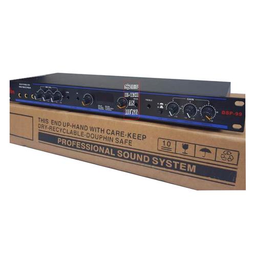 Vang karaoke dbx DSP 99 + Tặng bộ jack nối