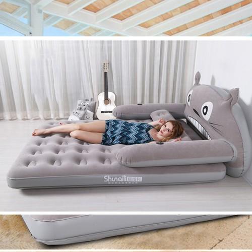 Giường hơi - đệm hơi - giường hơi cao cấp - giường đệm hơi