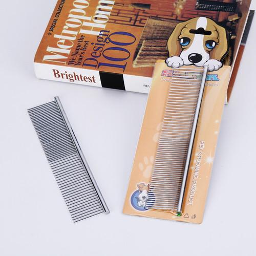 Lược inox 2 đầu chải lông chó mèo - 10823443 , 11319894 , 15_11319894 , 40000 , Luoc-inox-2-dau-chai-long-cho-meo-15_11319894 , sendo.vn , Lược inox 2 đầu chải lông chó mèo