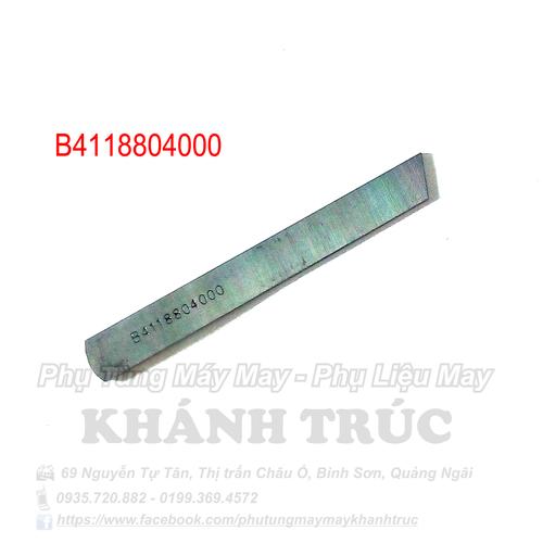 B4118804000 Dao dưới máy vắt sổ Juki 716 và 816 máy may công nghiệp