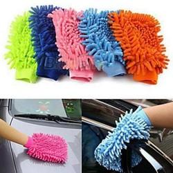 Bộ 3 găng tay chuyên dụng lau rửa xe hơi, ô tô đa năng PGH09 F