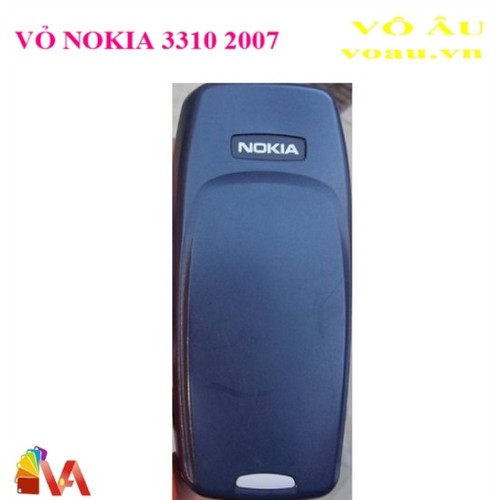 VỎ NOKIA 3310 2007 KHÔNG PHÍM