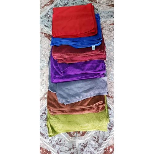 [HCM] Combo 3 khăn lau xe, lau kính, spa, lau bếp...