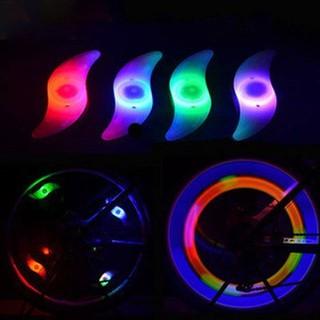 Combo 2 đèn led nhiều màu gắn xe đạp 3 chế độ sáng chống nước YY-601 - combo2denled nhiều màu yy601 thumbnail