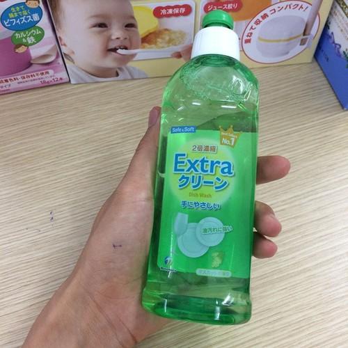 Nước rửa chén - Nước rửa bát - Nước rửa bát Nhật Bản
