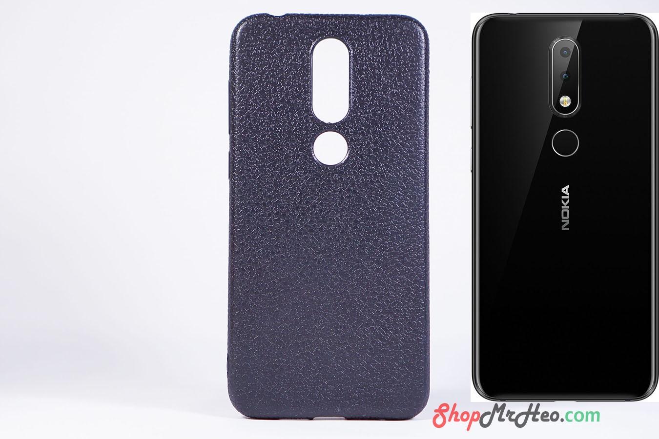 Shopmrheo P Lng Do En Vn Da Nokia X6 61 Plus 2018 1