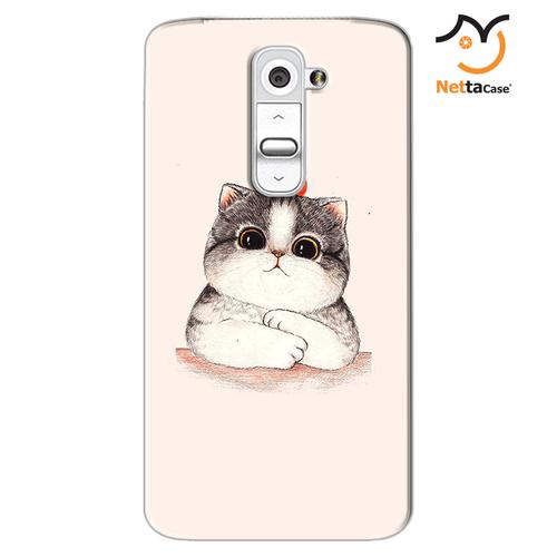 Ốp lưng điện thoại lg g2 - cat 05