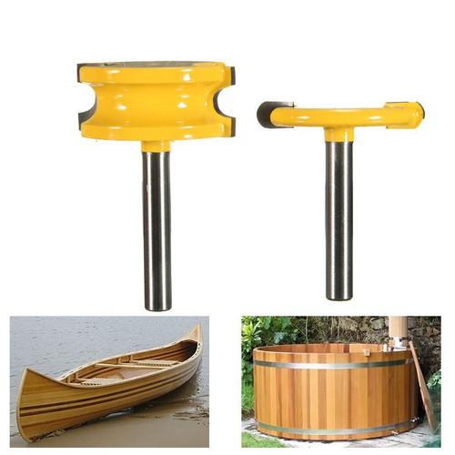 Bộ 2 mũi phay gỗ ghép âm dương bán nguyệt, cốt 6.35mm - 10830150 , 11344869 , 15_11344869 , 292000 , Bo-2-mui-phay-go-ghep-am-duong-ban-nguyet-cot-6.35mm-15_11344869 , sendo.vn , Bộ 2 mũi phay gỗ ghép âm dương bán nguyệt, cốt 6.35mm