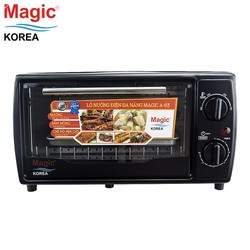 Lò nướng điện đa năng Magic Korea A63 - 12 lít - Magic-A63