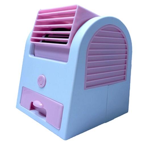 Quạt điều hòa hơi nước mini ngăn đá 1 cửa  T128I -Pink - 10828598 , 11340089 , 15_11340089 , 115000 , Quat-dieu-hoa-hoi-nuoc-mini-ngan-da-1-cua-T128I-Pink-15_11340089 , sendo.vn , Quạt điều hòa hơi nước mini ngăn đá 1 cửa  T128I -Pink