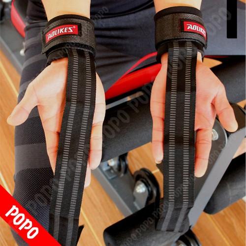 Dây đai bảo vệ cổ tay nâng tạ Bộ 2 đai Quấn cổ tay tập GYM-Black-M - 10841094 , 11392267 , 15_11392267 , 279000 , Day-dai-bao-ve-co-tay-nang-ta-Bo-2-dai-Quan-co-tay-tap-GYM-Black-M-15_11392267 , sendo.vn , Dây đai bảo vệ cổ tay nâng tạ Bộ 2 đai Quấn cổ tay tập GYM-Black-M