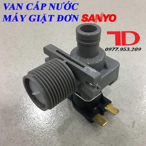 Van cấp nước máy giặt đơn SANYO - 10831133 , 11349230 , 15_11349230 , 240000 , Van-cap-nuoc-may-giat-don-SANYO-15_11349230 , sendo.vn , Van cấp nước máy giặt đơn SANYO
