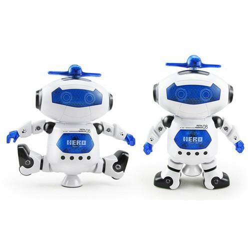 Robot xoay 360 độ kèm nhạc và phát sáng - 10828479 , 11339094 , 15_11339094 , 217000 , Robot-xoay-360-do-kem-nhac-va-phat-sang-15_11339094 , sendo.vn , Robot xoay 360 độ kèm nhạc và phát sáng