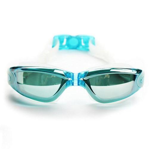 Kính bơi thời trang 2360 tráng gương Chống UV Chống hấp hơi-Green