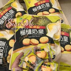 Bánh quy sầu riêng Đài Loan