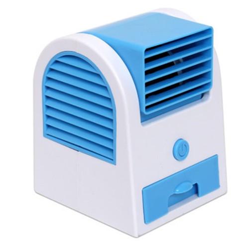 Quạt điều hòa hơi nước mini ngăn đá 1 cửa  T128I -Blue - 10828597 , 11340088 , 15_11340088 , 115000 , Quat-dieu-hoa-hoi-nuoc-mini-ngan-da-1-cua-T128I-Blue-15_11340088 , sendo.vn , Quạt điều hòa hơi nước mini ngăn đá 1 cửa  T128I -Blue