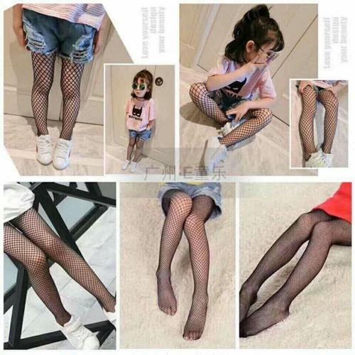 quần tất lưới cho bé từ 2-10 tuổi